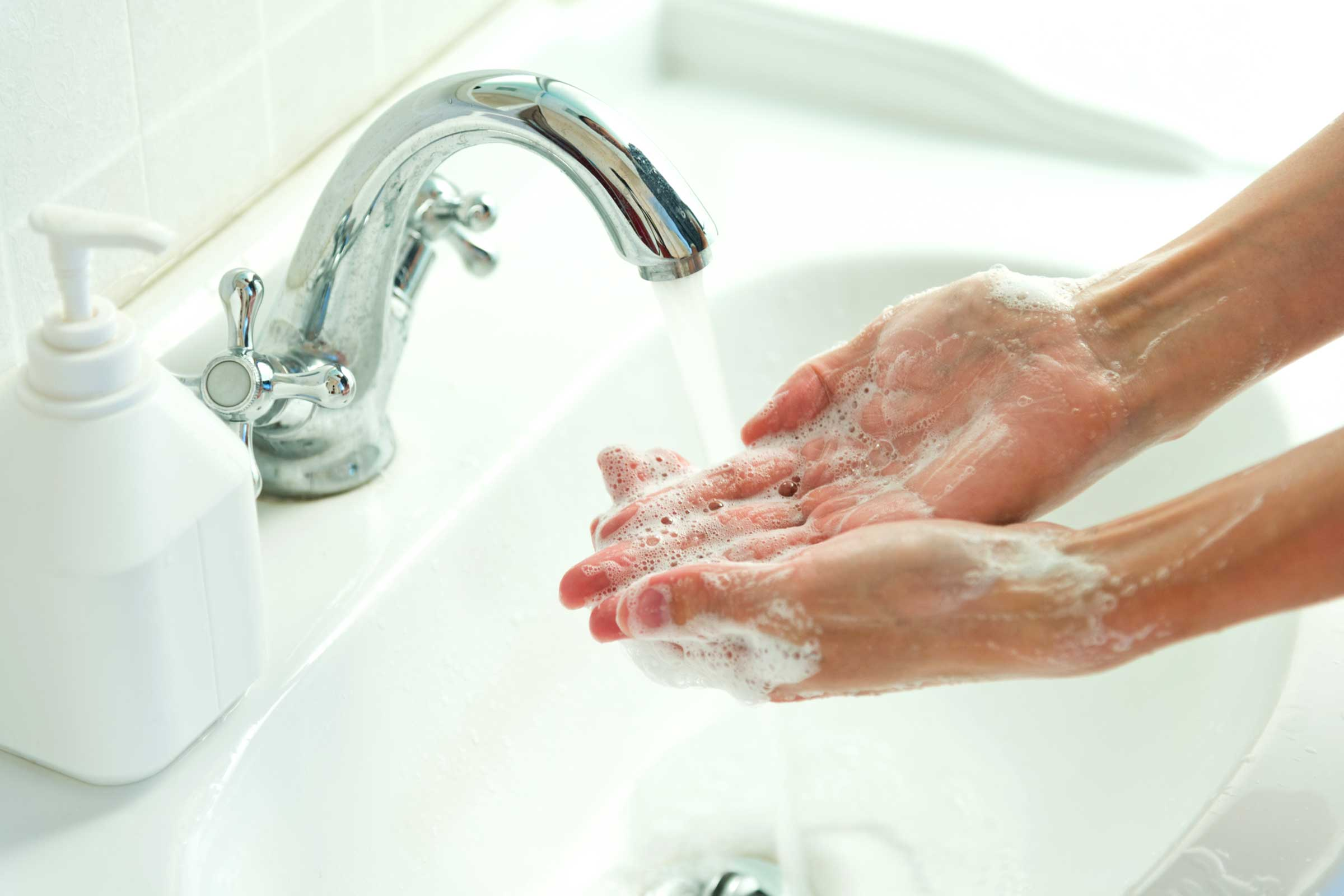 Are You and Your Children Washing Your Hands Properly?