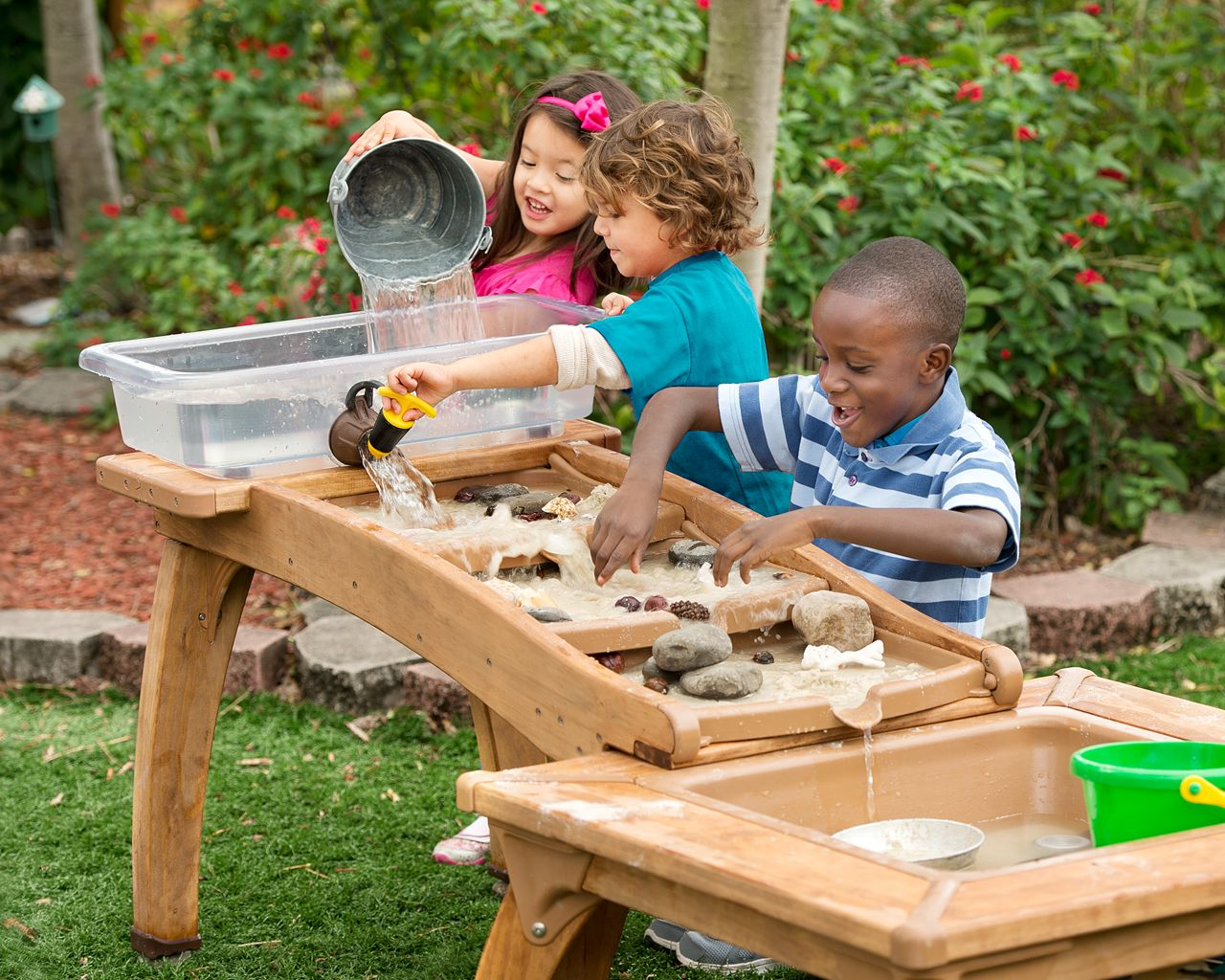Outdoor play and safety